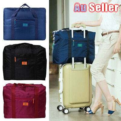 Foldable Travel Clothes Organizer Pouch Suitcase Storage Waterproof Luggage Bag