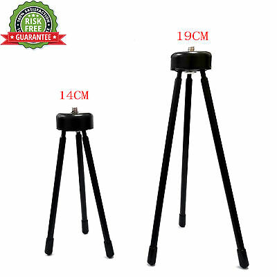 Universal Mini Extra-long Extended Tripod Compact Stand for Cell Phone or Camera