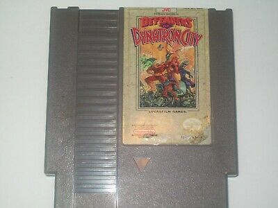 Defenders of Dynatron City (Nintendo Entertainment System) NES Cart Game