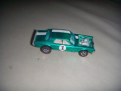 1969 Hot Wheels Redline NITTY GRITTY KITTY