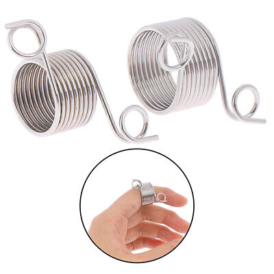 Finger Wear Thimble Yarn Spring Guides Needle Thimble Sewing Accessories.