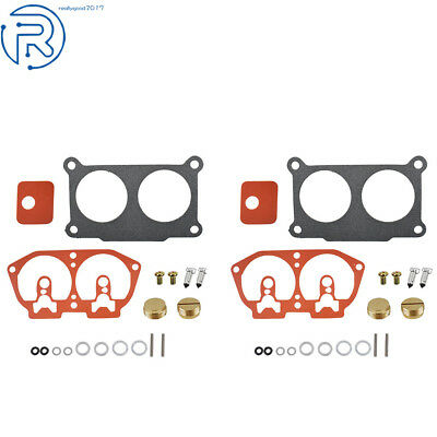 Yamaha 2-PACK Outboard Carburetor Kit 115-215 HP 1986-1995 6E5-W0093-06-00