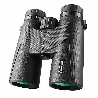 10x42 Military Army Nitrogen Ultra HD Binoculars Optics Prism Hunting Camping