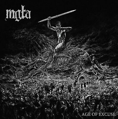 Mgla - Age of Excuse CD