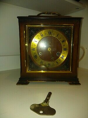 Smith enfield clock west minister chime clock