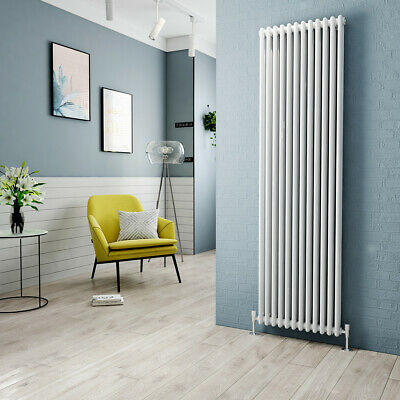 2 Column Traditional Cast Iron Style Rads Horizontal Vertical Vintage Radiator