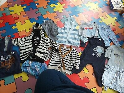 3-6 Months Boys Bundle Next And Joules