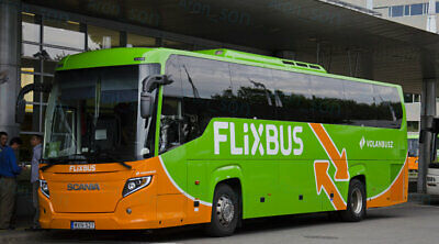 Gift Card Flixbus Da 25 Euro A 20 Euro Buono Voucher Coupon Sconto Idea Regalo