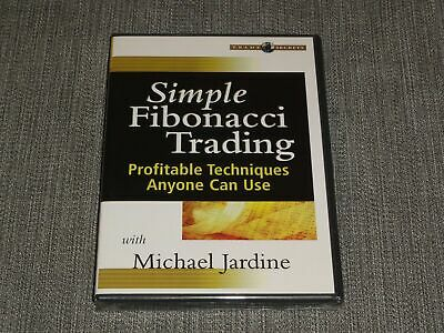 Michael Jardine Simple Fibonacci Trading DVD options academy forex course online