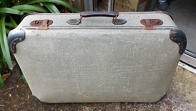 Collectable Old Suitcase In Good Condition - Pickup Only To Big To Post
