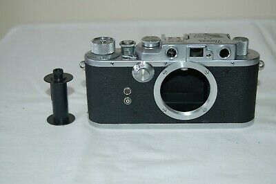 Nicca-3s RARE Vintage 1952 Japanese Rangefinder Camera. Serviced. 60766. UK Sale