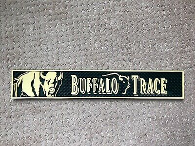 Buffalo Trace Bourbon Bar Mat Used
