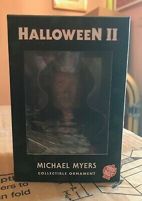 Holiday Horrors Halloween II Michael Myers Ornament TOT's Officially Licensed