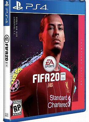 Fifa 20 Champion Edition Digital Code PS4 Read DESCRIPTION