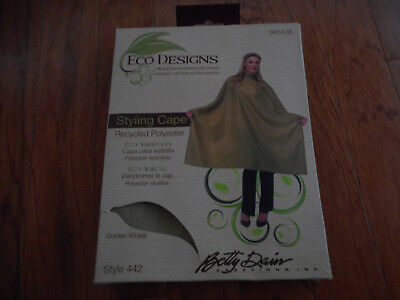 Eco Designs Styling Cape  100% Polyester
