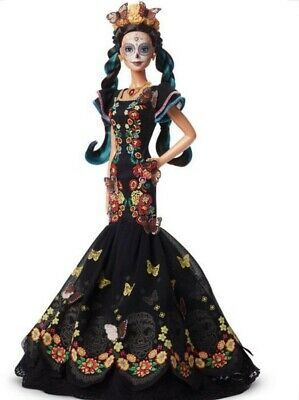 BARBIE DIA DE LOS MUERTOS SOLD OUT (Day Of the dead) PRE ORDER