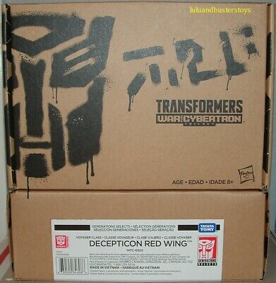 Transformers Generations Selects War For Cybertron DECEPTICON RED WING Exclusive