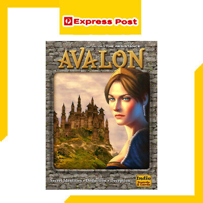 The Resistance Avalon Board Game Strategy Game