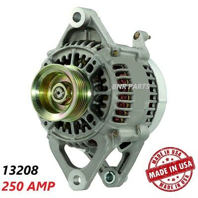 250 AMP 13208 Alternator Chrysler Dodge Plymouth High Output HD Performance NEW