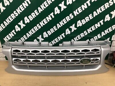 2010 Land Rover Discovery 4 Landmark Silver Grille