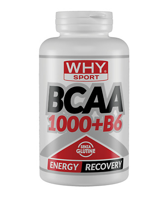 Why Sport Bcaa 1000 + B6 300 Cpr
