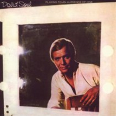 David Soul-Playing to an Audience of One CD NEW
