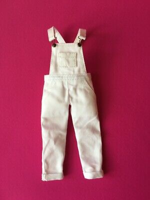 SELECTION dungaree trousers metal detail real pockets fit Sindy doll ShimmyShim