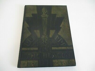 Grover Cleveland High School 1944 Yearbook St Louis