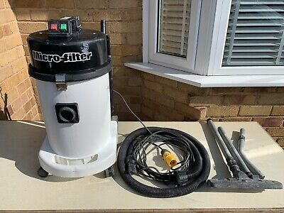 Numatic MFQ470 Micro-Filter Fine Dust Vacuum Cleaner 110V