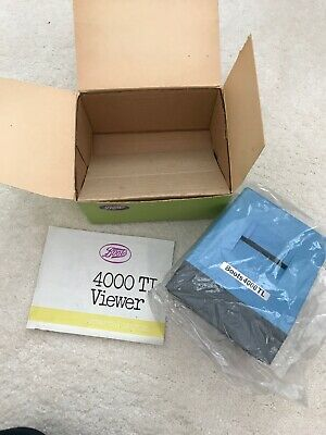 Vintage Boots 4000TL Slide Viewer ~ Boxed ~ Never Used.