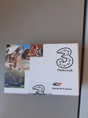 Huawei 4g mobile Wi-Fi device, new unopened. E55573B