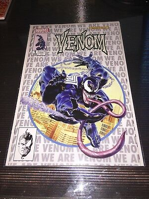 Venom 1 Mike Mayhew Variant ASM 300 Homage NM KRS Comics Exclusive SOLD OUT