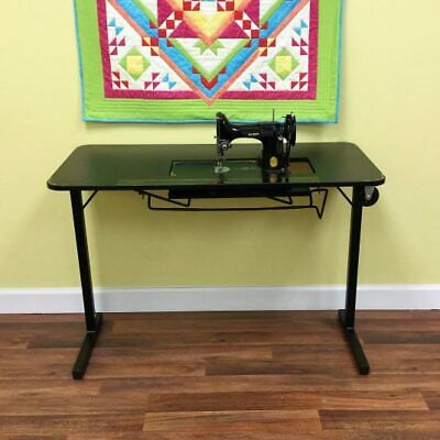 Heavyweight Sewing Table for Singer Featherweight  Sewing and Quilting Machine