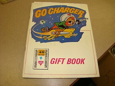 Conoco Go Charger Gift Book