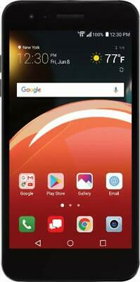 NEW Verizon Wireless LG Zone 4 16GB Prepaid 4G LTE Smartphone Moroccan Blue NIB