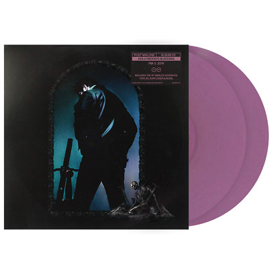 POST MALONE - Hollywood's Bleeding 2x LP (LIMITED COLOR VINYL) PREORDER