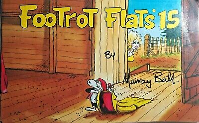 Footrot Flats #15,   By Murray Ball,    GC~P/B    FAST~N~FREE~POST