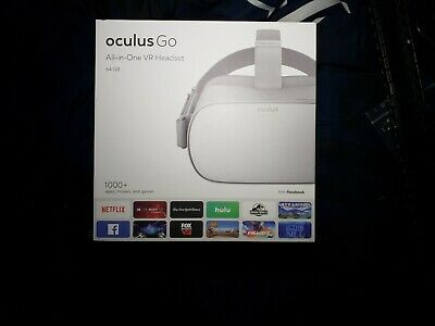 Oculus Go Standalone, All-In-One Virtual Reality Headset 64GB