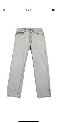 2 Pairs of Levis 501 For Vuxo2819
