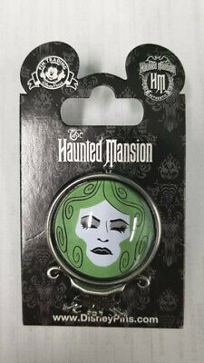 Disney Parks Haunted Mansion Madame Leota Crystal Ball Trading Pin New