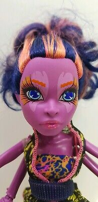 Monster High Kala Mer'ri Great Scarrier Reef Adult Collector