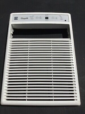 Kenmore Air Conditioner Model 253.76223 Front Cover