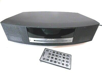 Bose Wave Music System III Radio AM/FM  CD Player with Remote
