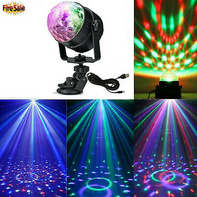 LED RGB Stage Light Disco Party Bar KTV Outdoor Garden Lamp Laser Projector Lamp