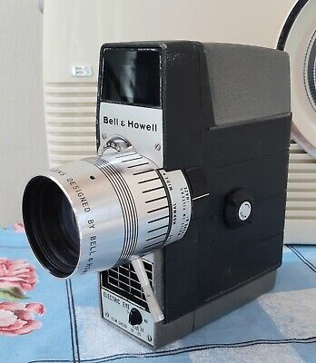 Bell * Howell Electric Eye 8mm Movie Camera