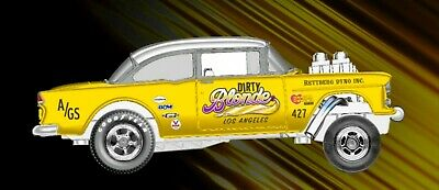 2019 Hot Wheels RLC Sections Chevy Bel Air Gasser Dirty Blonde Confirmed Presale
