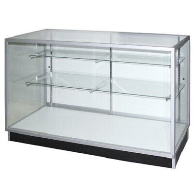Glass Display Counter Showcase - Used