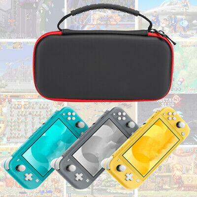For Nintendo Switch Lite Travel Carrying Storage Case Bag Accessories Pouch Pack