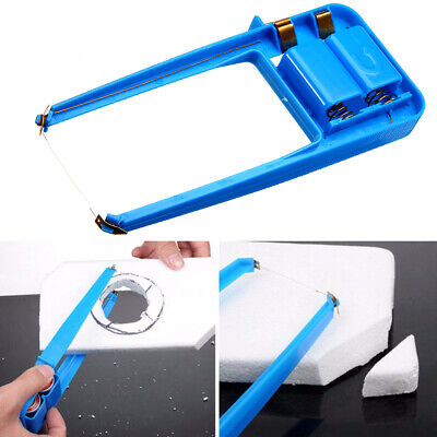 DIY Hot Wire Foam Cutter Electric Styrofoam Polystyrene Crafts Processing