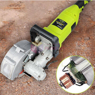 220V Electric Wall Chaser Wall Groove Cutting Grooving Slotting Machine